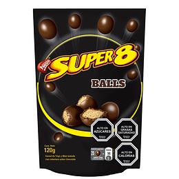 Super 8 Balls (6 x 120 GR)