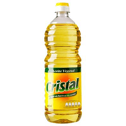 Aceite Vegetal Cristal (6 x 900 ML)
