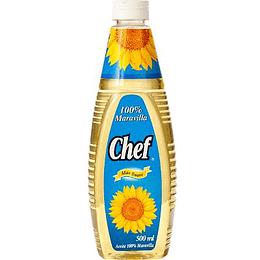 Aceite Maravilla Chef (15 x 500 ML)