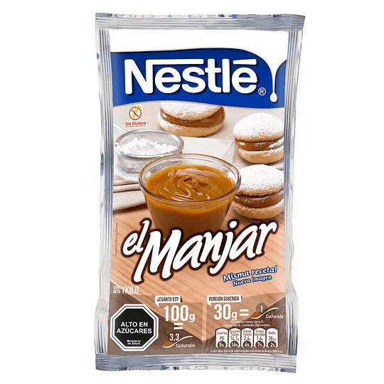Manjar Nestlé (6 x 1 KG)