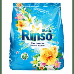 Detergente en Polvo Rinso Matic (15 x 400 GR)