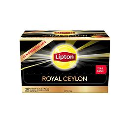 Té Lipton Royal Ceylon (12 x 20 Bolsitas)