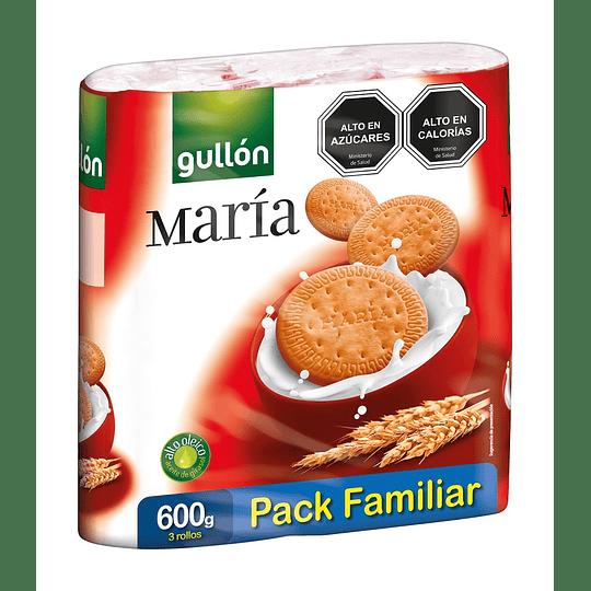 Galletas Gullón María (5 x 600 GR)