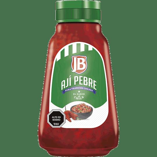 Ají Pebre JB (6 x 240 GR)