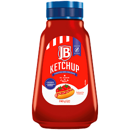 Ketchup JB (6 x 240 GR)