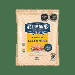 Mayonesa Hellmans Sachet (12 x 186 GR)