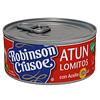 Atún Lomitos Robinson Crusoe (6 x 340 GR)