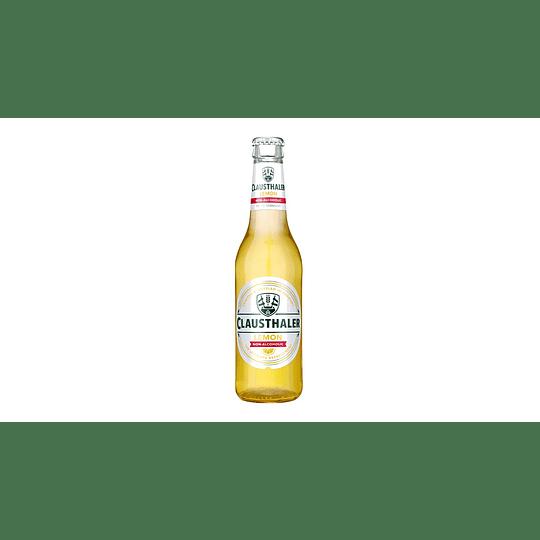 Cerveza Clausthaler Limón Sin Alcohol (12 x 330 ML)