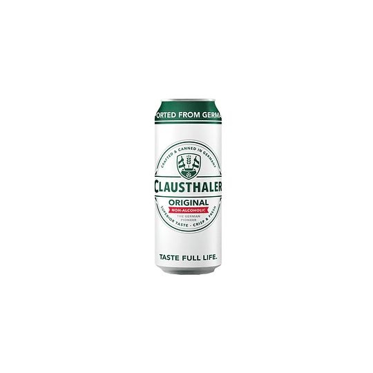 Cerveza Clausthaler Sin Alcohol (6 x 500 ML)