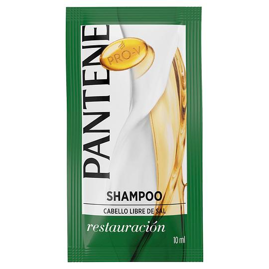 Shampoo Pantene Restauración Sachet (24 x 10 ML)