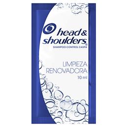 Shampoo Head & Shoulders Limpieza Renovadora Sachet (24 x 10 ML)