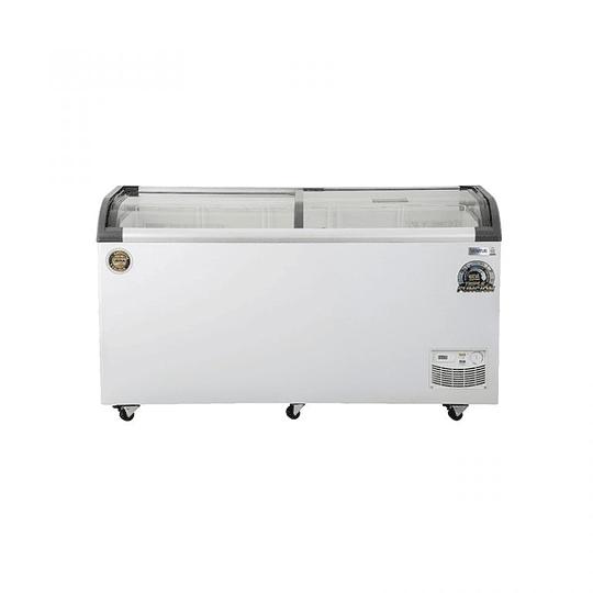 Conservadora Tapa Vidrio 520LT CTV520 Ventus