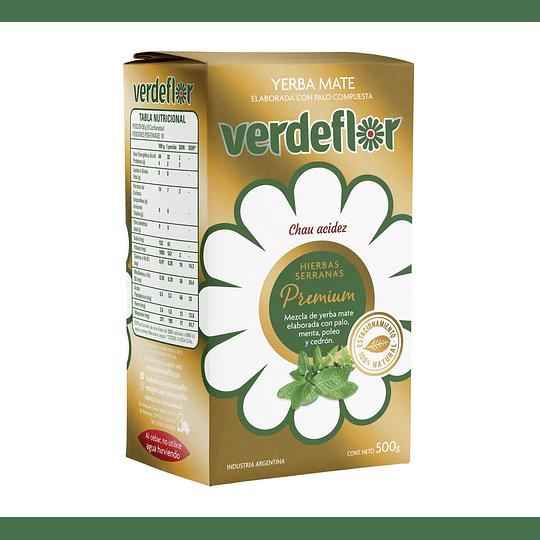 Yerba Mate Verdeflor Premium (6 x 500 GR)