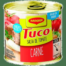 Salsa de Tomates con Carne Tuco (12 x 245 GR)