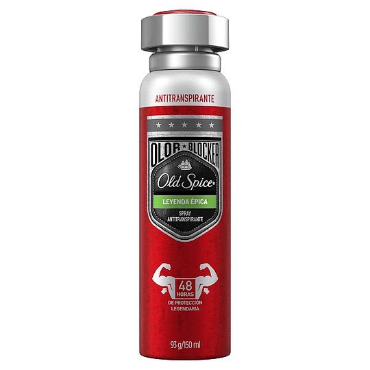 Desodorante en Aerosol Old Spice (6 x 150 ML)