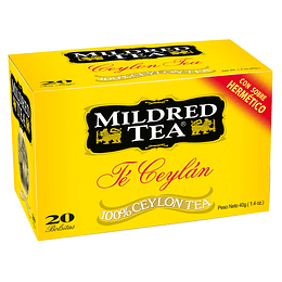 Té Mildred (12 x 20 Bolsitas)