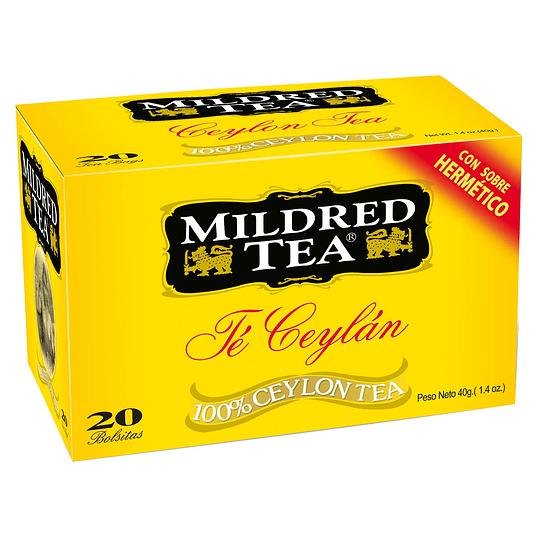 Té Mildred (12 x 20 Bolsitas)
