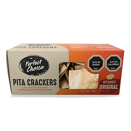 Galletas Pita Crackers Perfect Choice 100 GR