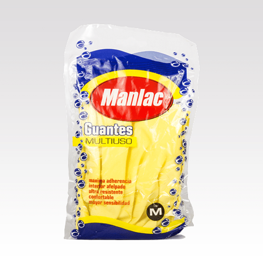 Guantes Multiuso Manlac 12 UD