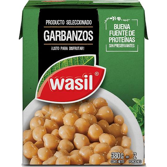 Garbanzos Wasil (4 x 380 GR)