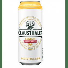 Cerveza Clausthaler Limón Sin Alcohol (6 x 500 ML)