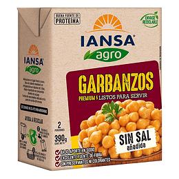 Garbanzos Iansa Agro (3 x 390 GR)