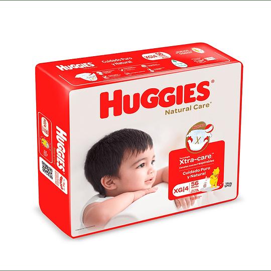 Pañal Huggies Natural Care Quincenal