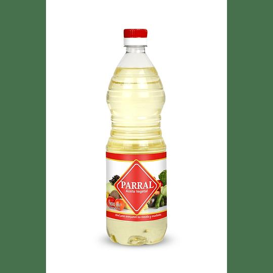 Aceite Vegetal Parral (6 x 900 ML)