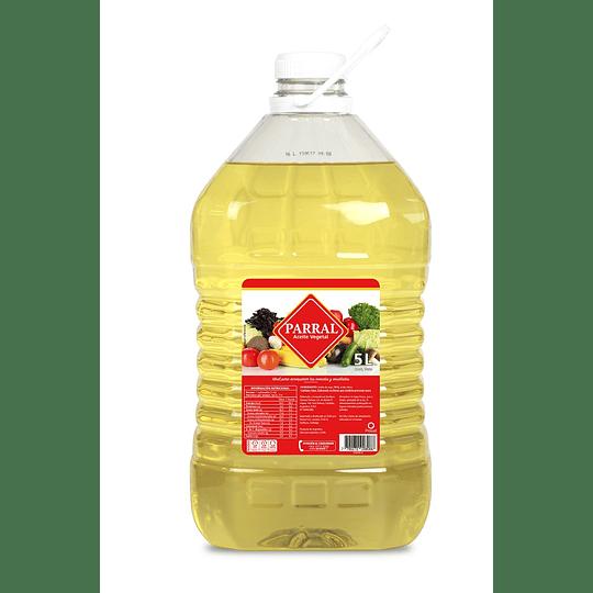 Aceite Vegetal Parral (2 x 5 LT)