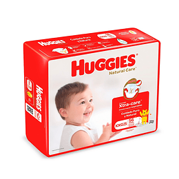 Pañal Huggies Natural Care Quincenal