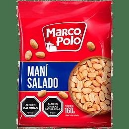 Maní Salado Marco Polo (8 x 160 GR)