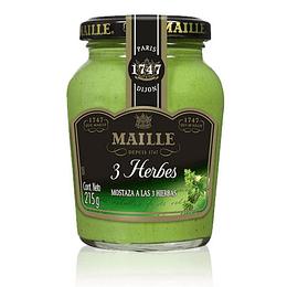 Mostaza Maille 215 G