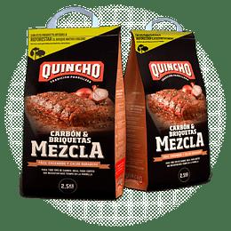 Carbón Mezcla Quincho 2.5kg