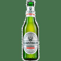 Cerveza Clausthaler Sin Alcohol Botella (12 x 330 ML)