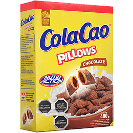 Cereal Cola Cao Pillows Chocolate (6 x 400 GR)