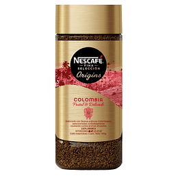 Nescafé Fina Selección Colombia (3 x 100 G)