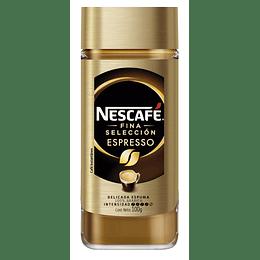 Nescafé Fina Selección Espresso (3 x 100 G)