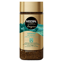 Nescafé Fina Selección Sumatra de Indonesia (3 x 100 G)