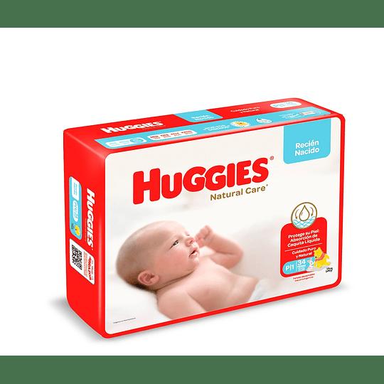 Pañal Huggies Pequeño 34UD
