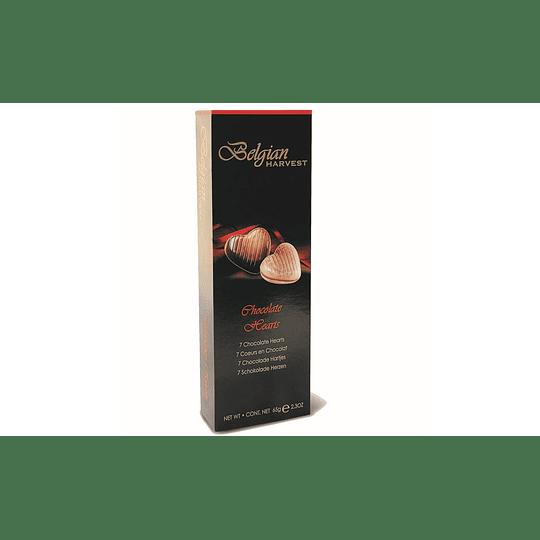 Chocolate Corazón Belgian Harvest (65 G)