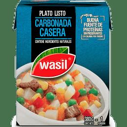 Carbonada Casera Wasil (4 x 380 G)