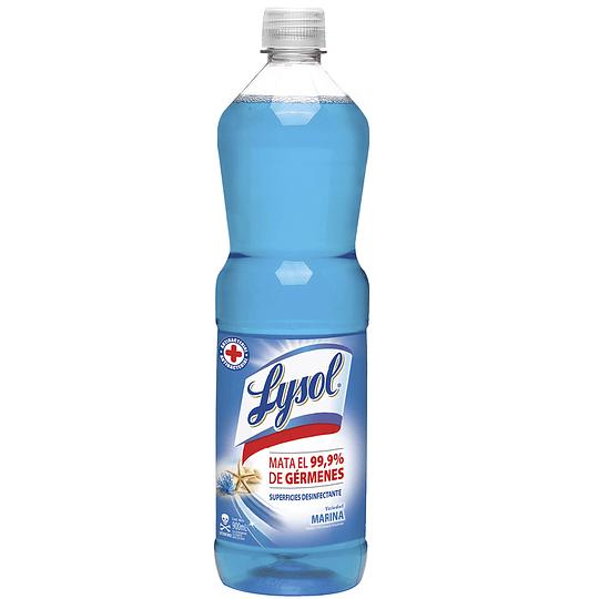 Limpiador Desinfectante Lysol (6 x 900 ML)