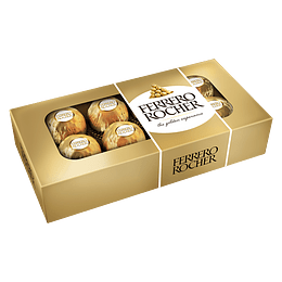 Bombón Ferrero Rocher (5 x 100 G)