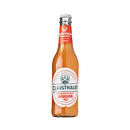 Cerveza Clausthaler Pomelo Sin Alcohol (12 x 330 ML)
