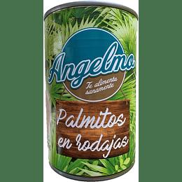 Palmitos en Rodajas Angelmó (6 x 400 G)