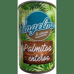 Palmitos Enteros Angelmó (6 x 400 G)
