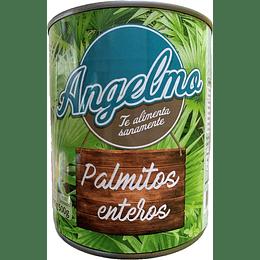 Palmitos Enteros Angelmó (6 x 800 G)
