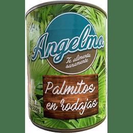 Palmitos en Rodajas Angelmó (6 x 800 G)