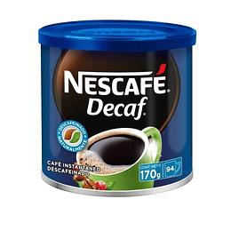 Nescafé Decaf Tarro (6 x 170 G)