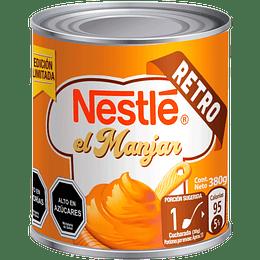 Manjar Nestlé Retro (6 x 380 G)